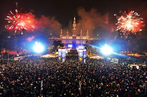 Silvester © stadtwienmarketing